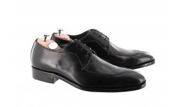 MADONE DERBY SHOES BLACK