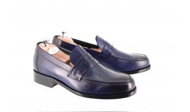 LARVOTTO LOAFER RIVIERA BLUE