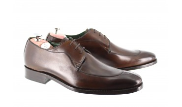 MADONE DERBY SHOES DARK BROWN