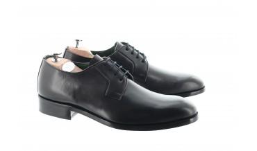 GABIAN DERBY SHOES SMOKED GREY