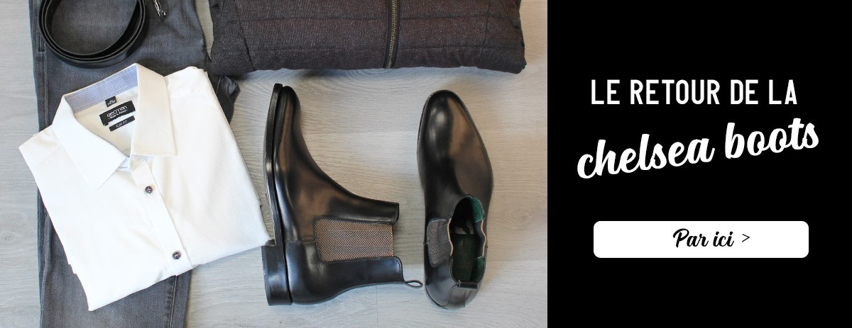 Chelsea Boots - Patino